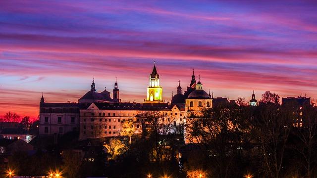 Przewozy do Anglii Lublin