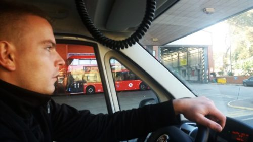 Przewozy do Anglii – Busy do Anglii, Przewozy osób do Anglii, busy Polska Anglia – Kierowca Primabus